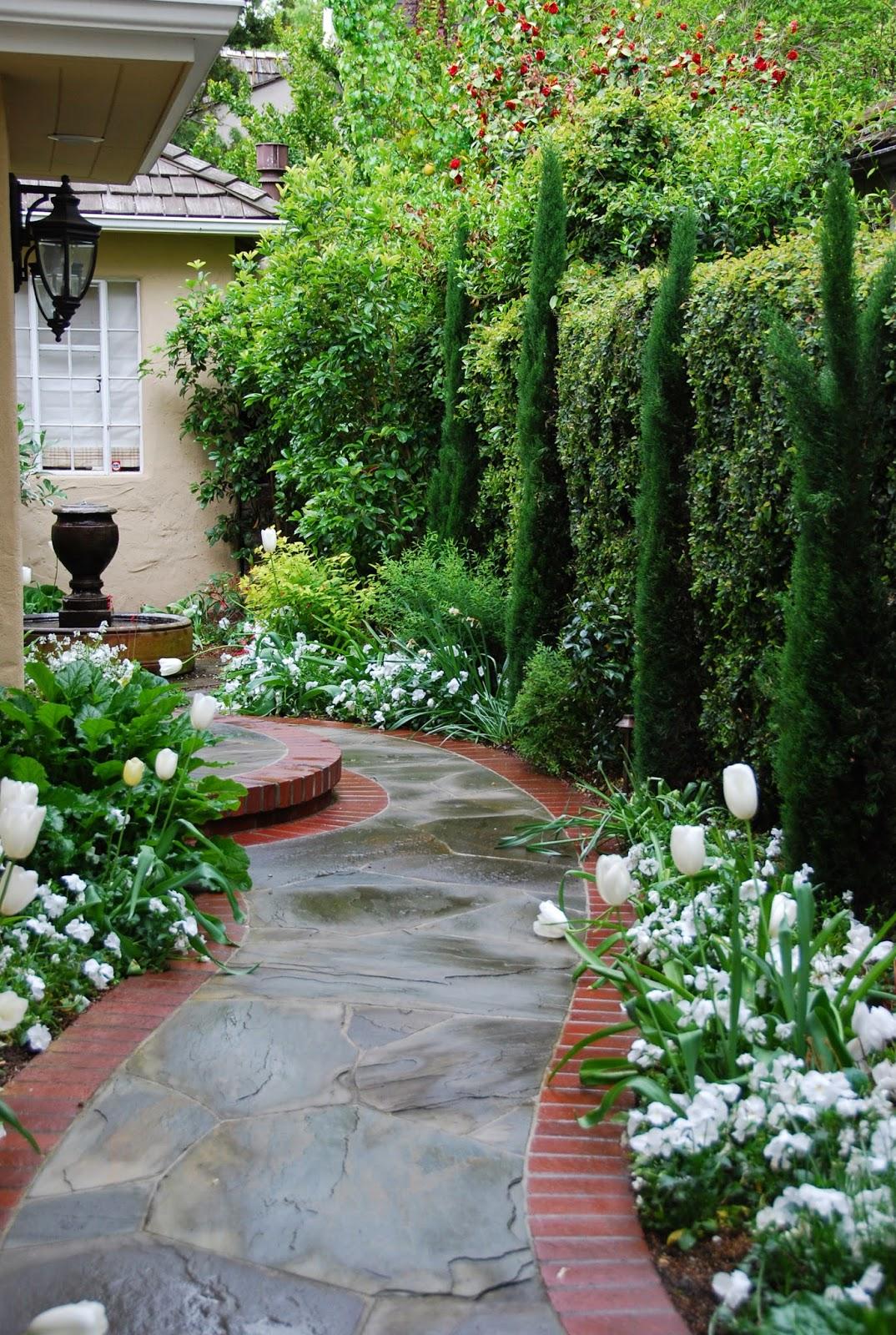 Palo Alto landscape design by Verdance Fine Garden Design