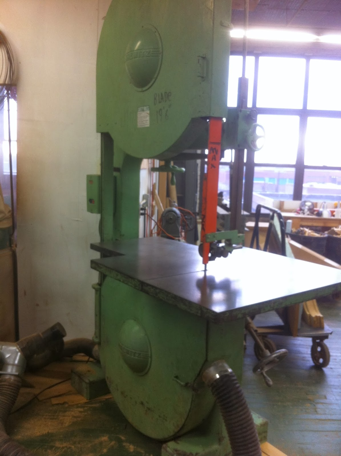 Shut up and play yer guitar for 12 inch table saw for sale