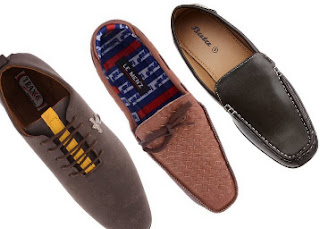 PayTM : Get Branded Men's Footwear at Upto 59% Off,starting at Rs.318  And Get Rs.200 Gift Card Free – BuyToEarn