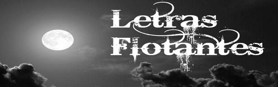 Letras Flotantes