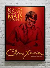 Chico Xavier: para sempre em nossos corações!