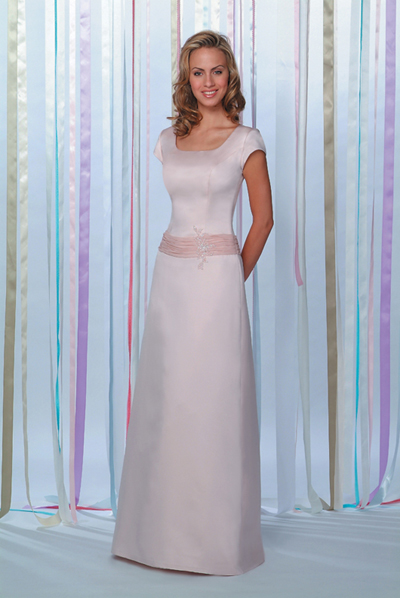 Mother of the Bride Dresses for a White Wedding