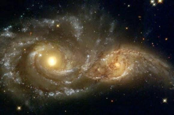 VIDEO: Pembentukan Galaksi 13,7 Miliar Tahun dalam 46 Detik