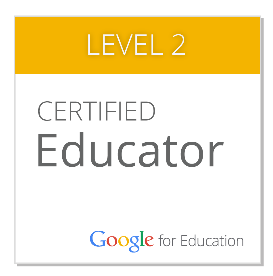 Certified Educator Level 2