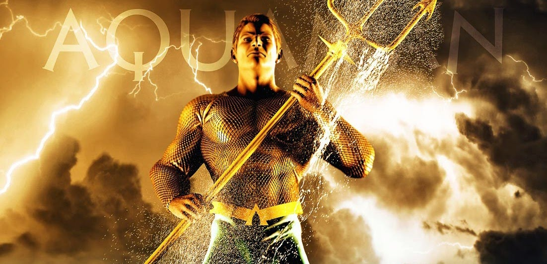 Aquaman faz teste de filmagens para Batman v Superman: Dawn of Justice