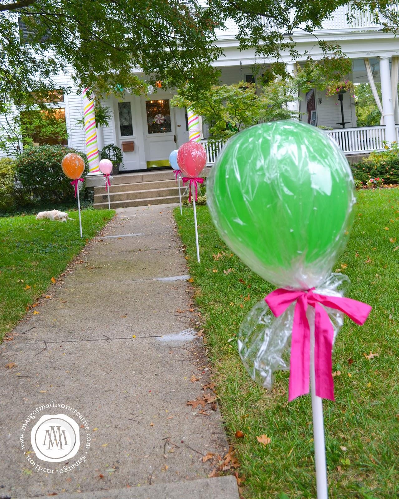 MargotMadison: Sweet Candy Birthday Party