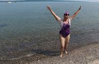 Lake Superior Finish at Pancake Bay