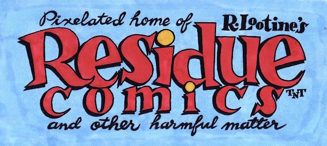 Residue Comics