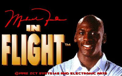 Michael Jordan game