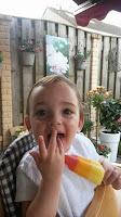 Onze Kleinzoon Riley
