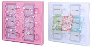 3DS DS Card Pocket 6 MoriGames