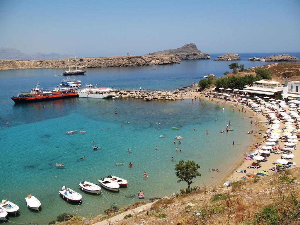 Phoebettmh Travel Greece Rhodes Islands