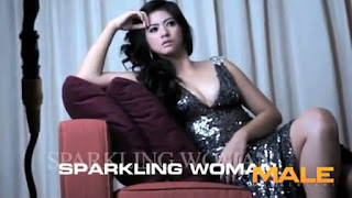 hot Video Seksi Model Qory Sandioriva Putri Indonesia 2009