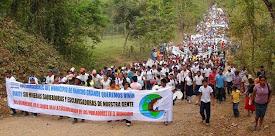 No a la minería del oro en Nicaragua