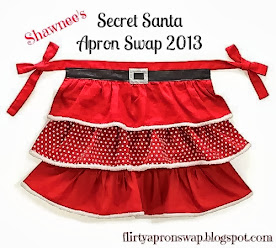 Secret Santa Apron Swap 2013