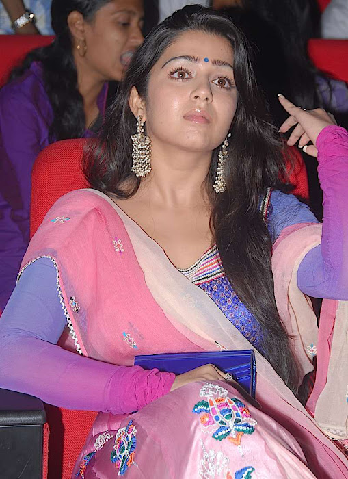 charmi at businessman audio launch, charmi new unseen pics