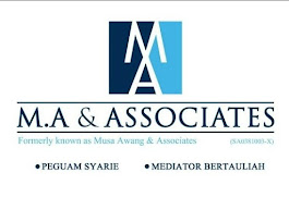 M.A & ASSOCIATES (Formerly known as Musa Awang & Associates)