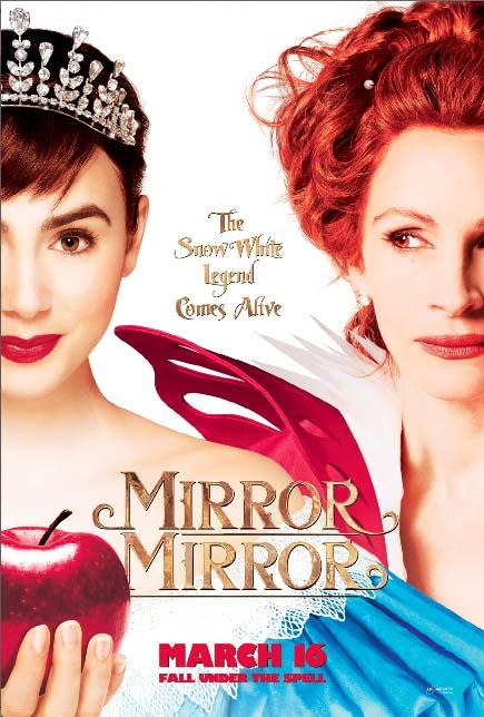 Espelho, Espelho Meu Dublado