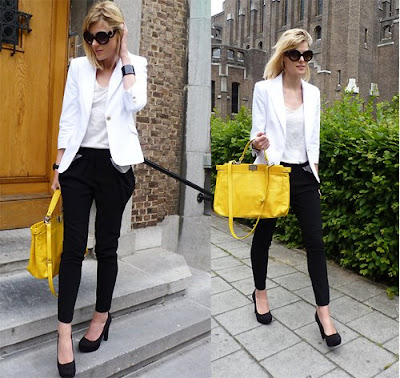 Blog de moda - casa comida e roupa de marca, Vania Oliveira, 10 Jeitos de usar amarelo, talvez o sol apareça!
