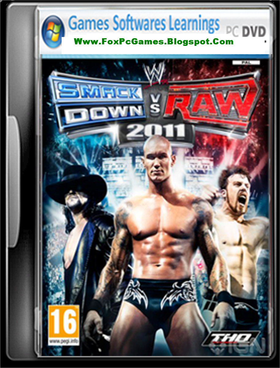 download wwe smackdown game pc free full version
