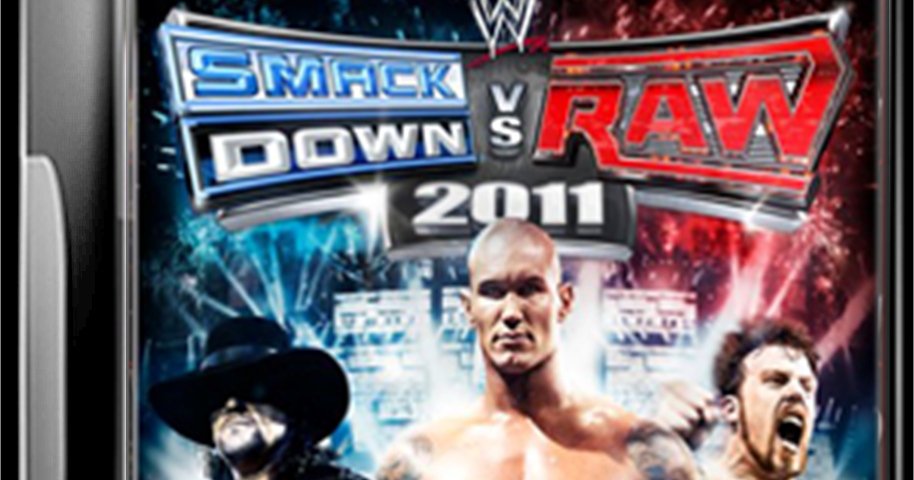 how to play wwe smackdown vs raw 2011 on pc
