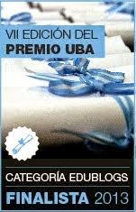 FINALISTA PREMIO UBA