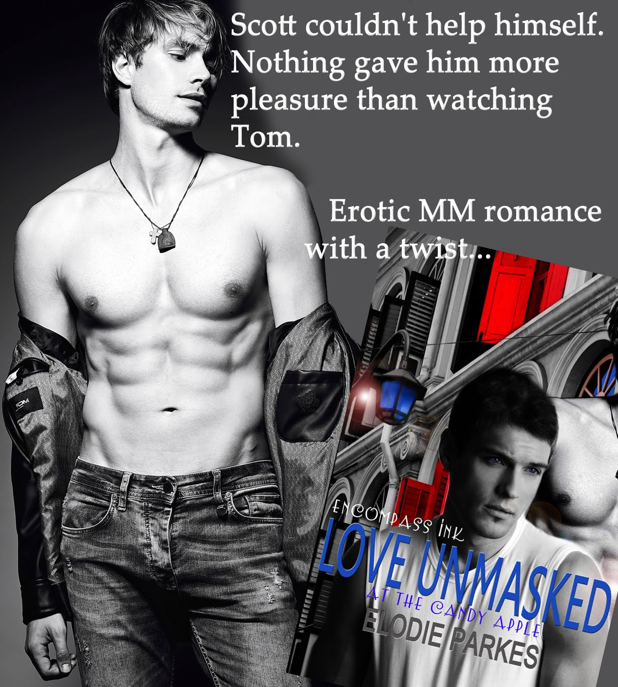 Hot new release #MMromance from Encompass Ink click on the poster for Amazon