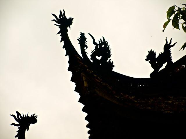 Pagodas del Oeste en Hanoi