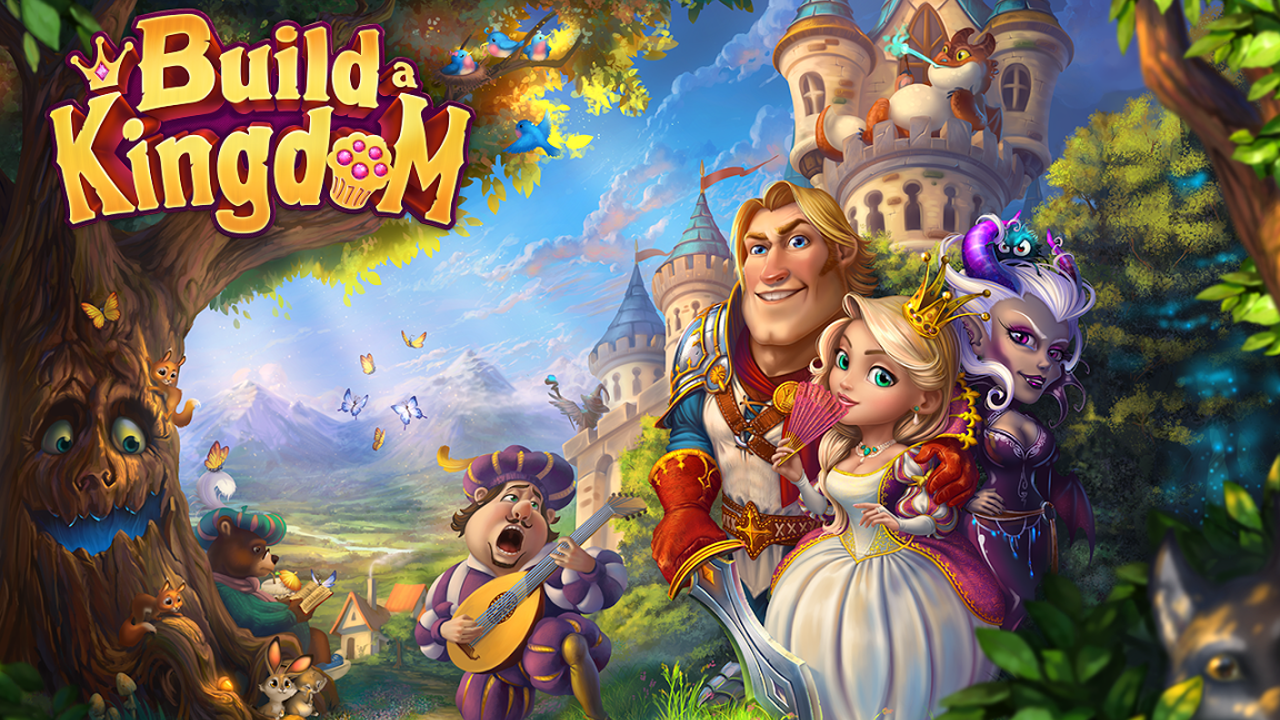 Build a Kingdom Gameplay IOS / Android