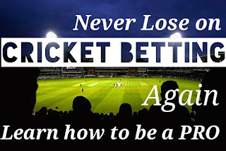 Learn Cricket Betting Tricks