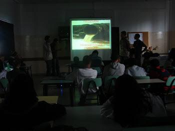Meio Ambiente: Seminário sobre Poluição