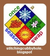 Once A Season Swap at Gone Stitchin'