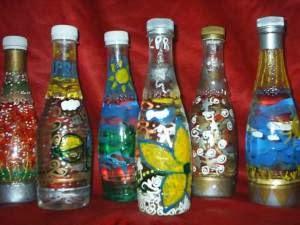 Sampah Botol disulap dengan variasi FANTASTIS! | Harmoni Cipta Kata
