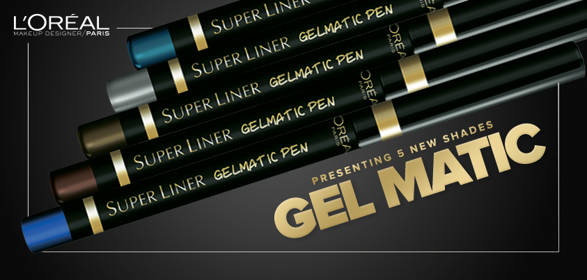 Loreal Paris Super Liner Gelmatic