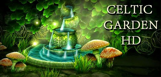 Celtic-Garden-HD-live-wallpaper