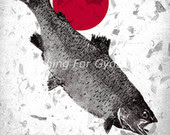 Fishing for Gyotaku