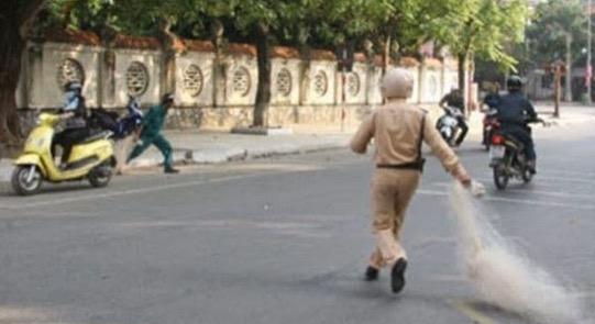Rahsia Polis Vietnam Tahan Pelumba Haram Dengan Jayanya Didedah