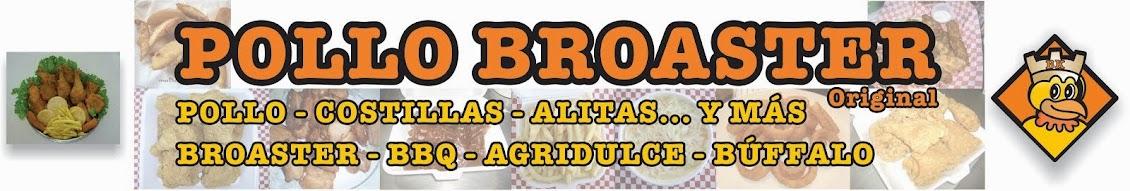 POLLO BROASTER LAS CHOAPAS