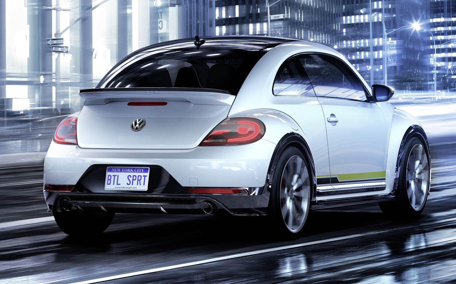 VW Fusca 2016 R Line