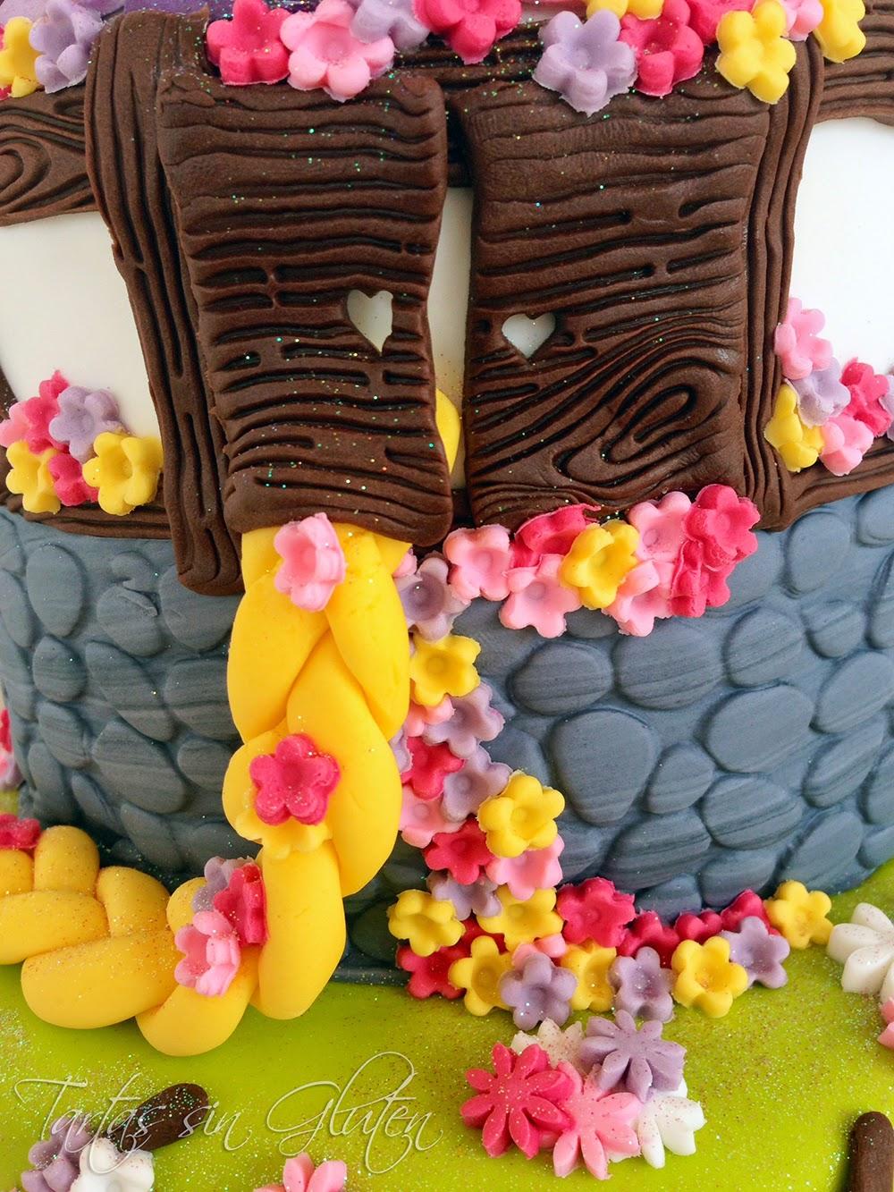 Bizcochos para Tartas Fondant  .... Bizcocho de Chocolate y Bizcocho Cuatro Cuartos