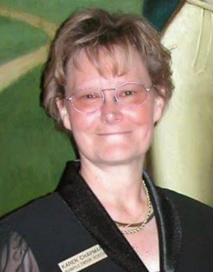 R.I.P. Karen Chapman