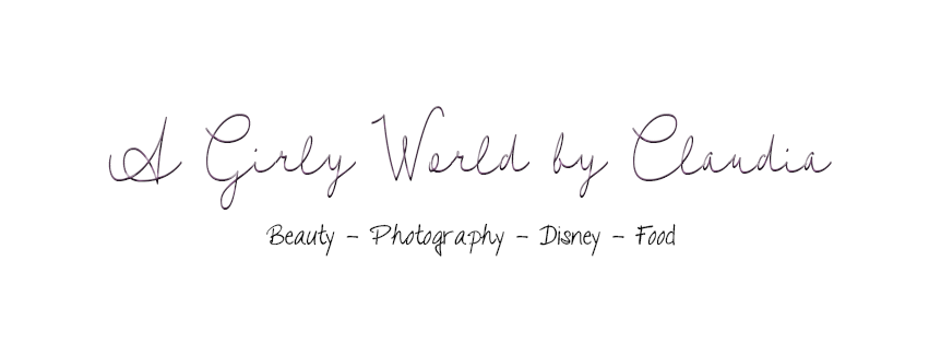 A Girly World By Claudia