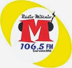 ouvir a Rádio Milênio FM 106,5 Curvelo MG