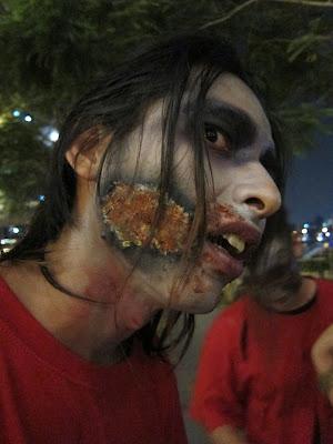 zombi costume