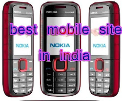 best mobile site in india
