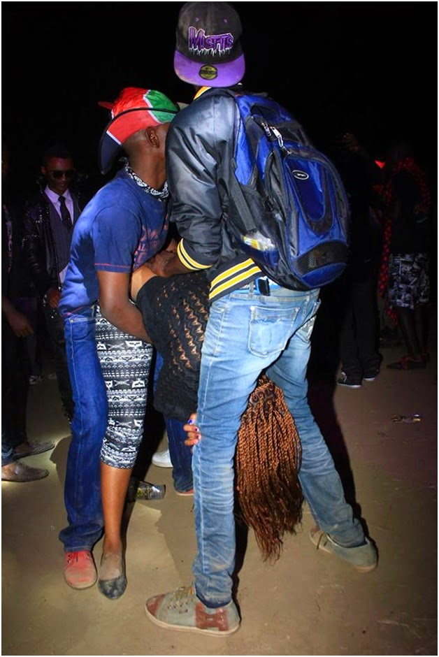 CRAZY PHOTOs. Kenya's digital generation is cursed … Just see for