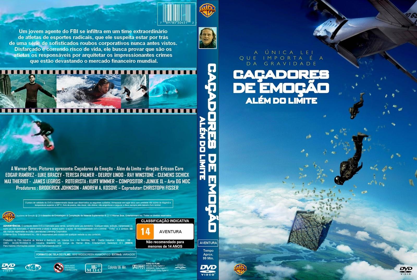 Caçadores de Emoção Além do Limite BDRip XviD Dual Áudio Ca 25C3 25A7adores 2BDe 2BEmo 25C3 25A7 25C3 25A3o 2B  2BAl 25C3 25A9m 2BDo 2BLimite
