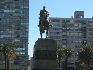 Artigas, monumento, independencia, uruguay