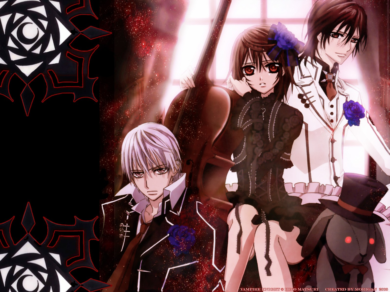 Vampire KnightVampire Knight Wallpapers