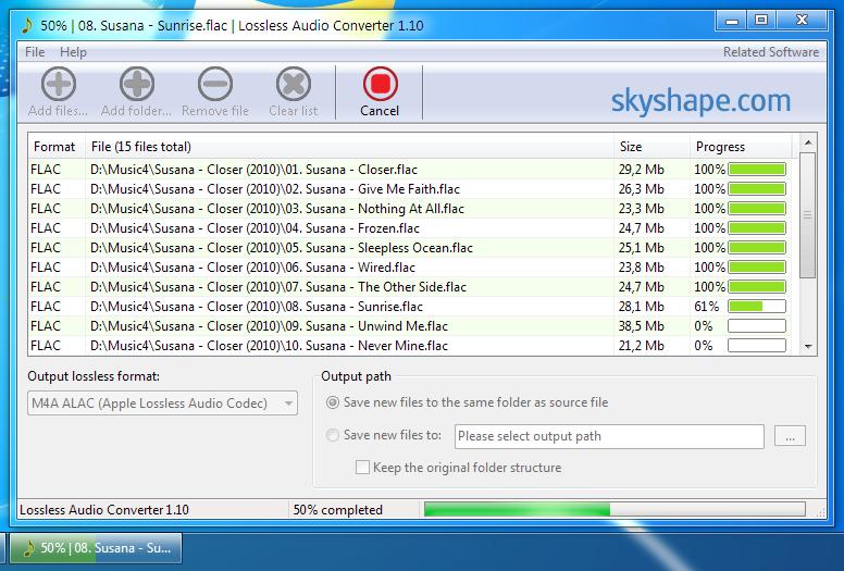 Mediahuman audio converter - бесплатный аудио конвертер для.